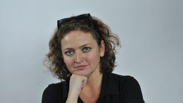 Agnieszka Wołk-Łaniewska - Sputnik Polska