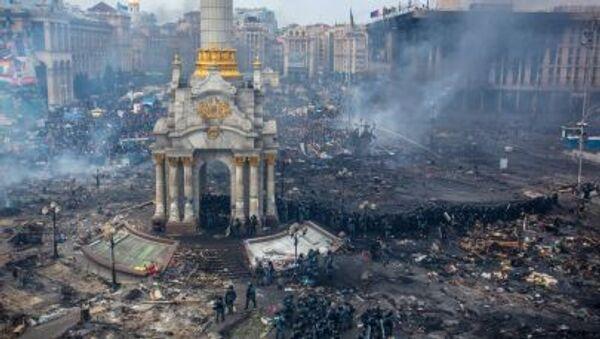 Płac Niepodległości w Kijowie - Sputnik Polska