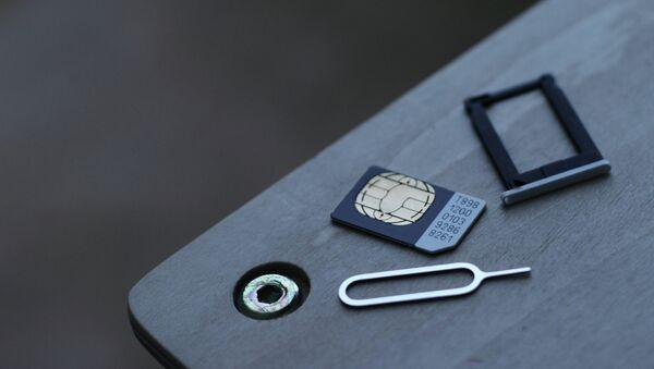 Służby specjalne USA i Wielkiej Brytanii zawładnęły danymi producenta kart SIM - Sputnik Polska