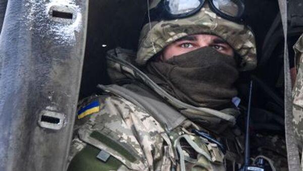 Konflikt na Ukrainie - Sputnik Polska
