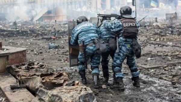 Majdan, Kijów - Sputnik Polska