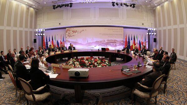 Rozmowy na temat irańskiego programu jądrowego - Sputnik Polska