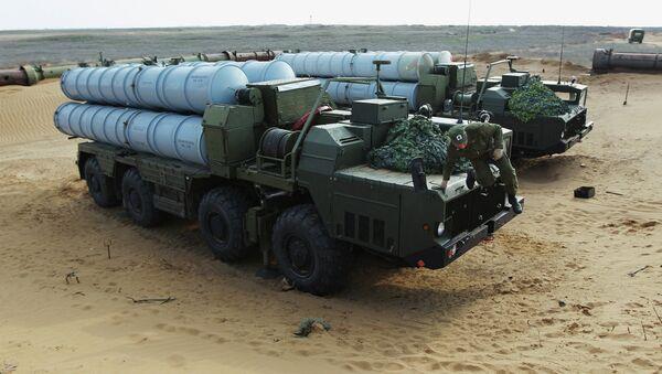 Rakietowy system przeciwlotniczy S-300 - Sputnik Polska