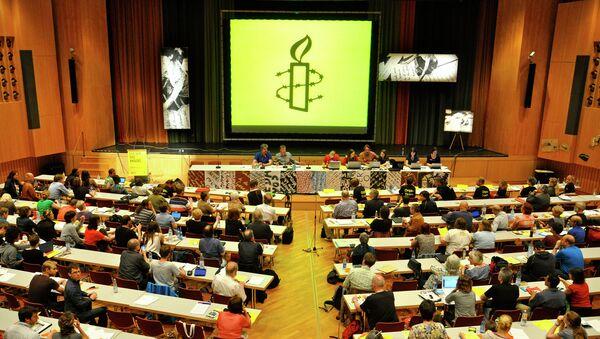 Amnesty International - Sputnik Polska