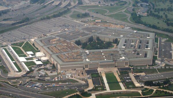 Pentagon, USA - Sputnik Polska