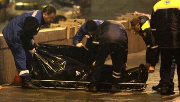 Zabójstwo rosyjskiego opozycjonisty Borysa Niemcowa w centrum Moskwy - Sputnik Polska
