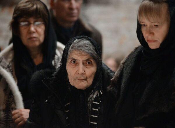 Matka Borysa Niemcowa Dina Eidman - Sputnik Polska