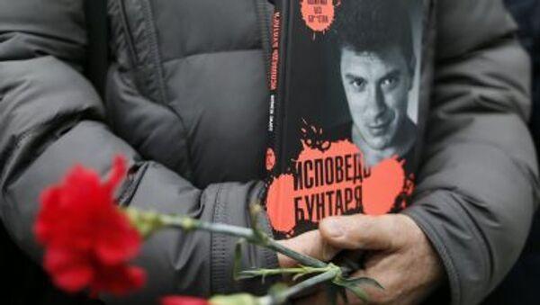 Pogrzeb Borysa Niemcowa - Sputnik Polska