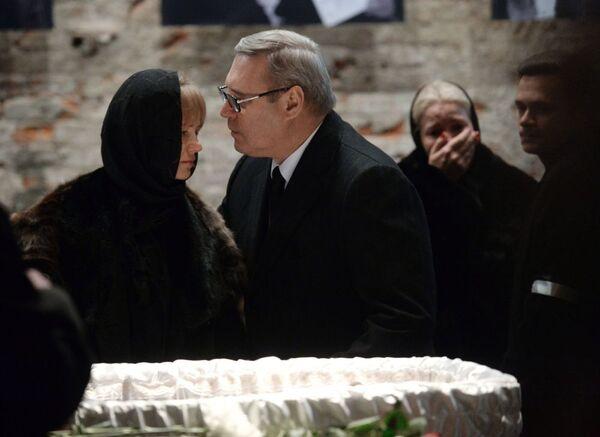 Współprzewodniczący Republikańskiej Partii Rosji Michaił Kasjanow - Sputnik Polska