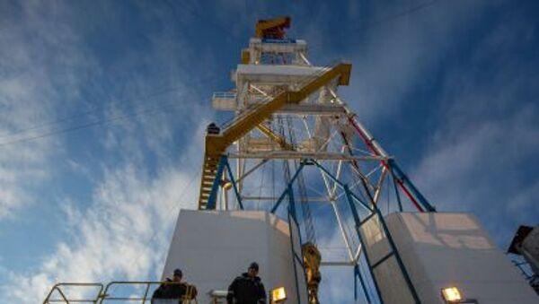 Wydobycie gazu w Rosji, Gazprom - Sputnik Polska