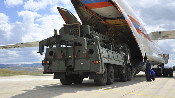 Systemy rakietowe S-400 - Sputnik Polska