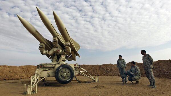 Irańscy żołnierze - Sputnik Polska
