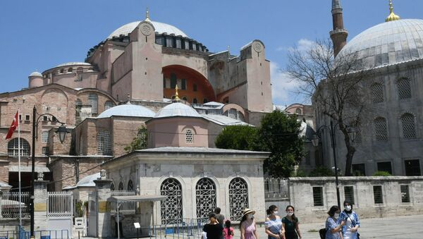 Hagia Sophia - Sputnik Polska