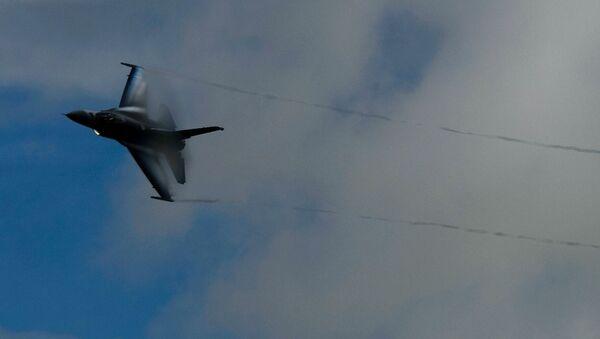 F-16 - Sputnik Polska