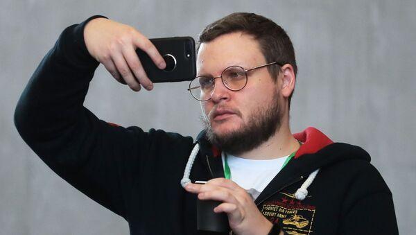 Aleksiej Stoliarow (Lexus) - Sputnik Polska