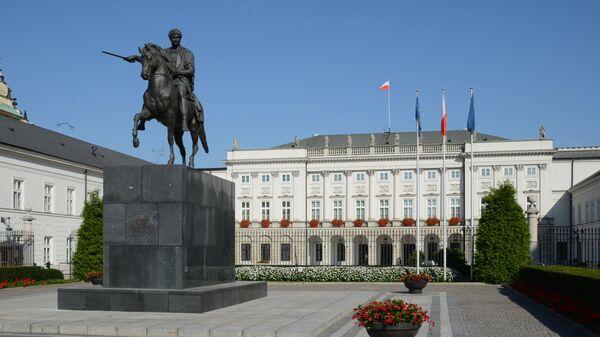 Pałac Prezydencki w Warszawie - Sputnik Polska