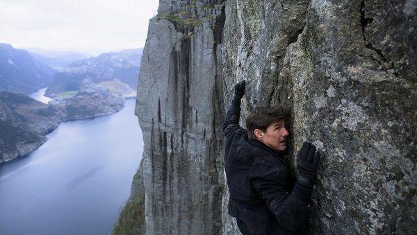 Tom Cruise - Sputnik Polska