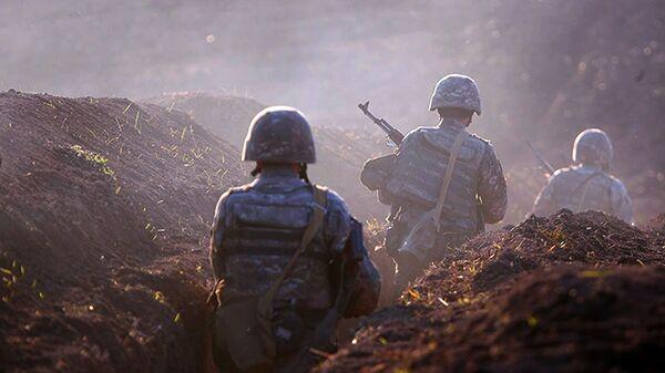 Ormiańscy żołnierze - Sputnik Polska