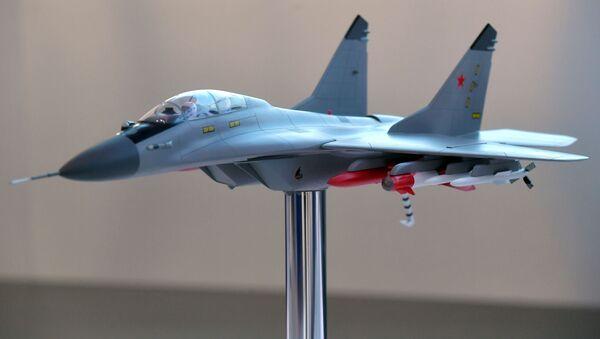Makieta MiG 29 - Sputnik Polska