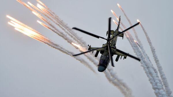 Rosyjski śmigłowiec Ka-52M. - Sputnik Polska