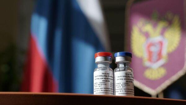 Rosyjska szczepionka przeciwko COVID-19 - Sputnik Polska
