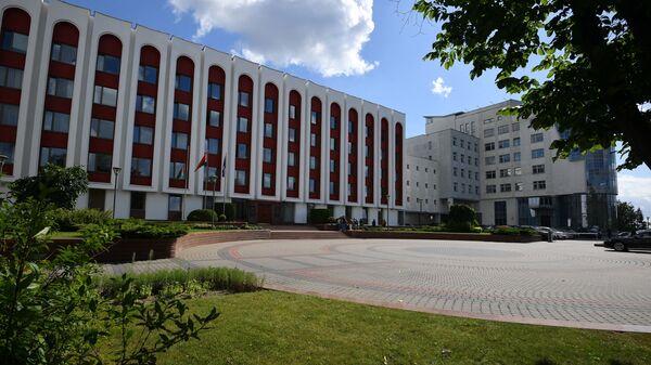 MSZ, Białoruś - Sputnik Polska