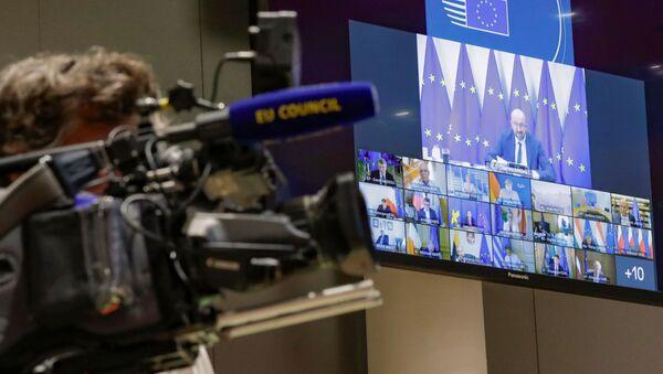 Szczyt UE ws. Białorusi - Sputnik Polska