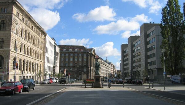 Mohrenstraße , Berlin - Sputnik Polska