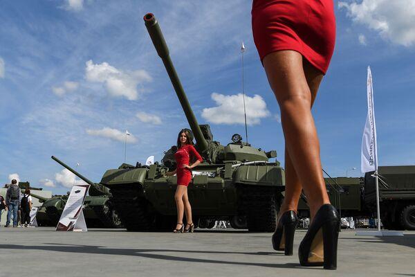 Czołg T-55A - Sputnik Polska