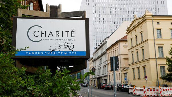 Szpital kliniczny Charite w Berlinie - Sputnik Polska