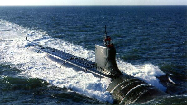 Okręt podwodny Seawolf (SSN 21) - Sputnik Polska