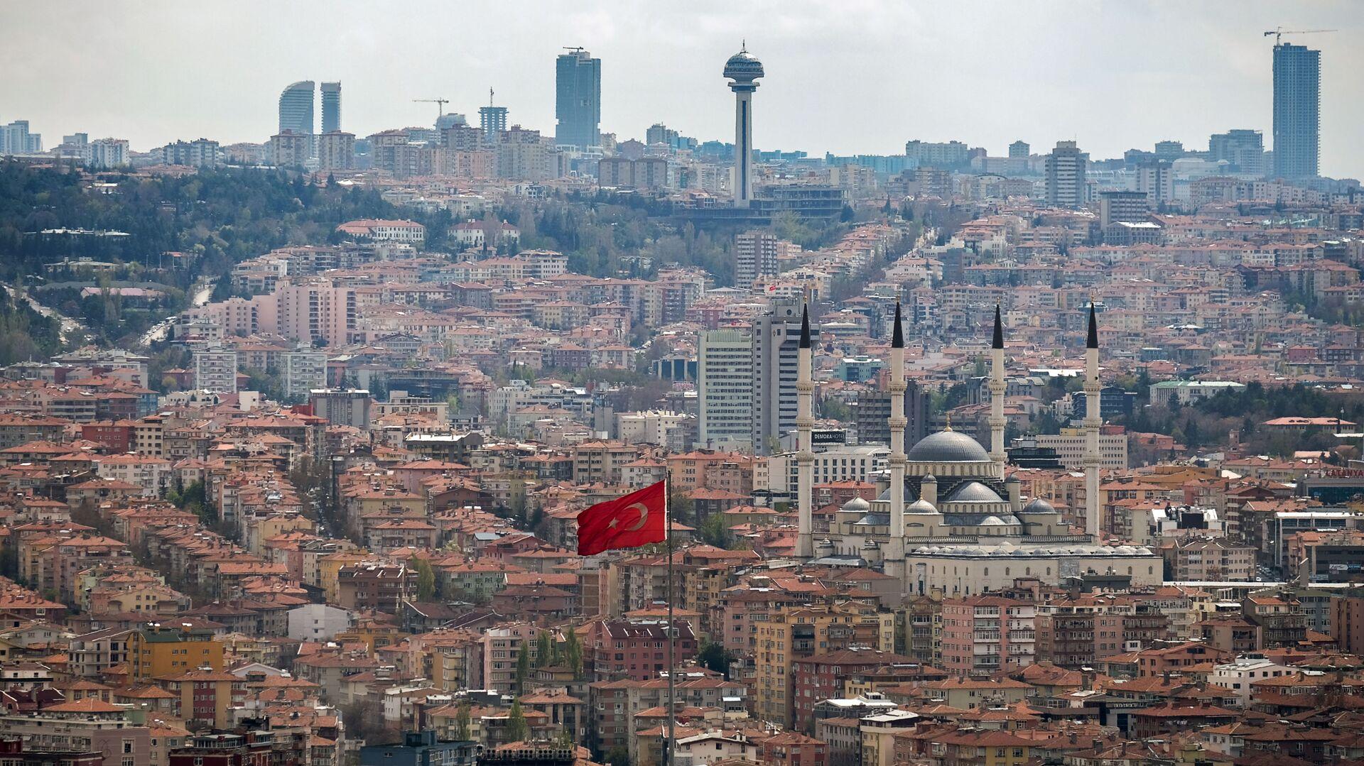 Ankara. Turcja - Sputnik Polska, 1920, 23.08.2021