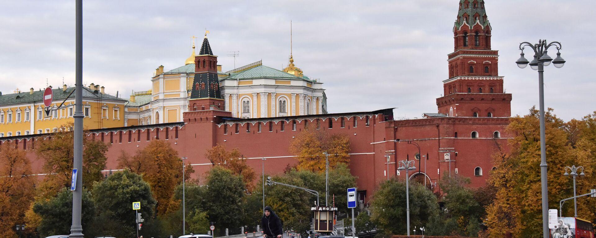 Kreml w Moskwie - Sputnik Polska, 1920, 23.08.2021