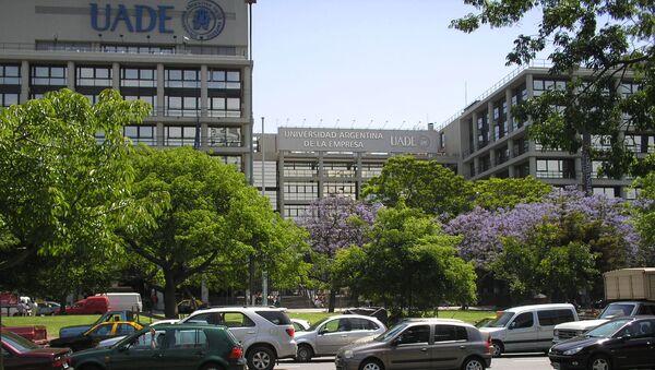 Wykładowczyni Uniwersytetu de la Empresa w Argentynie zmarła podczas prowadzenia wykładu online w Zoom. - Sputnik Polska