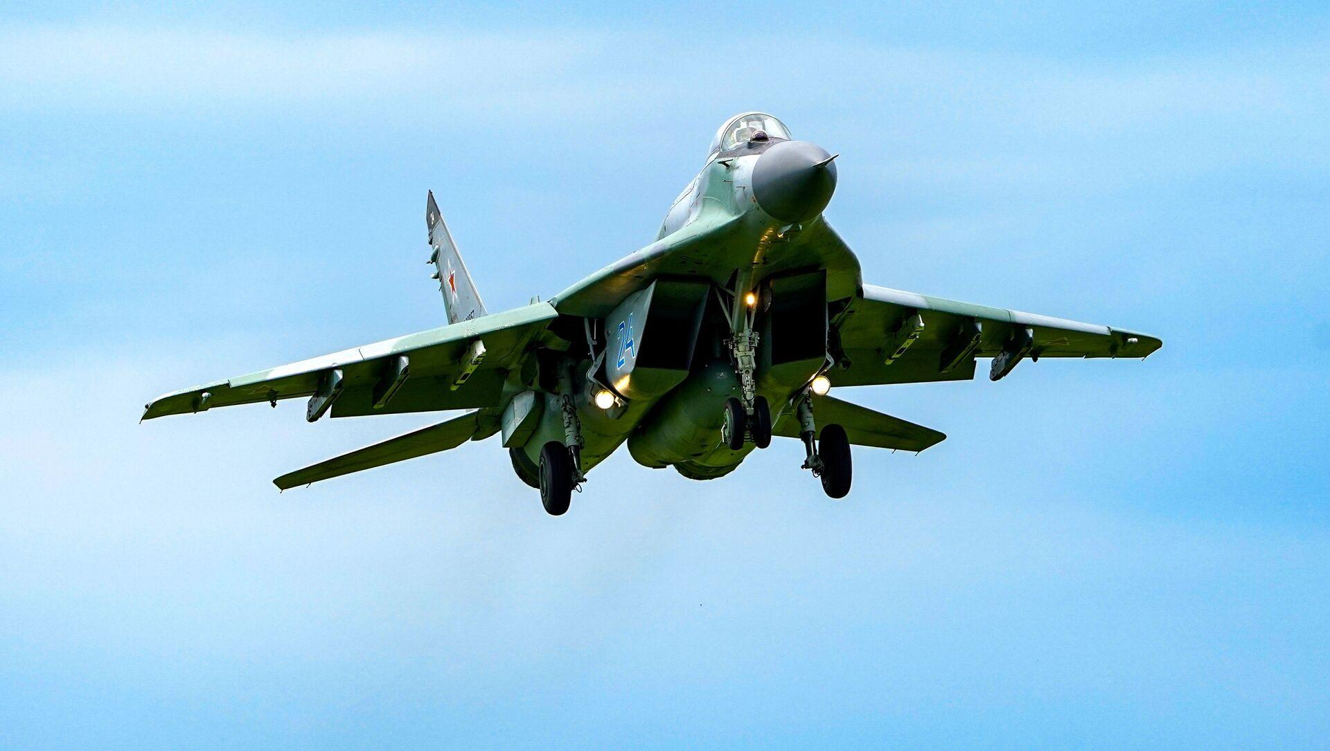 MiG -29 - Sputnik Polska, 1920, 13.03.2021