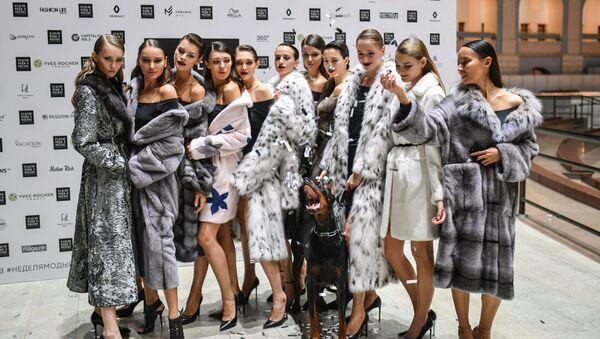 Moscow Fashion Week - Sputnik Polska