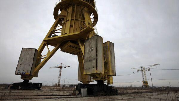 """Porzucona elektrownia atomowa """"Belene"""" w Bułgarii - Sputnik Polska"""