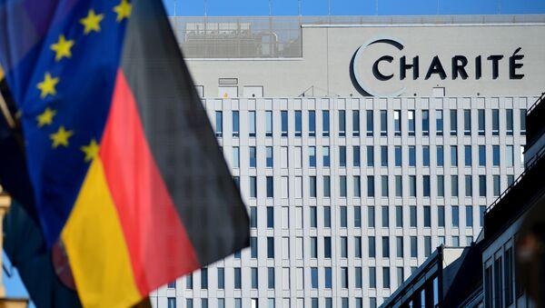 """Klinika """"Charité"""" w Berlinie - Sputnik Polska"""