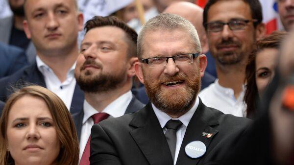 Grzegorz Braun - Sputnik Polska