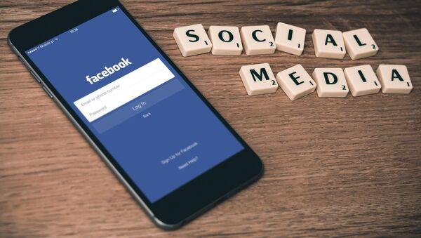 Aplikacja Facebook - Sputnik Polska