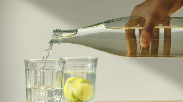 Woda mineralna - Sputnik Polska