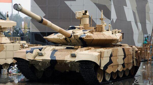 Czołg Т-90АМ Proryw - Sputnik Polska