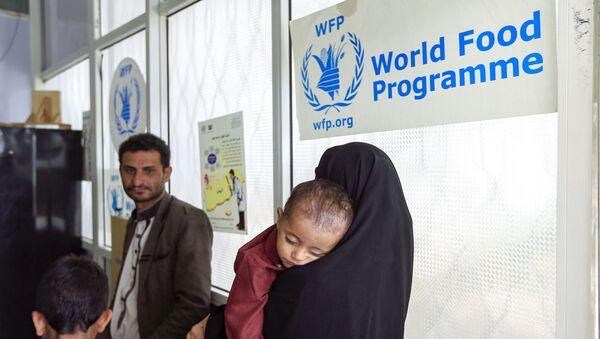 Światowy Program Żywnościowy (WFP). - Sputnik Polska