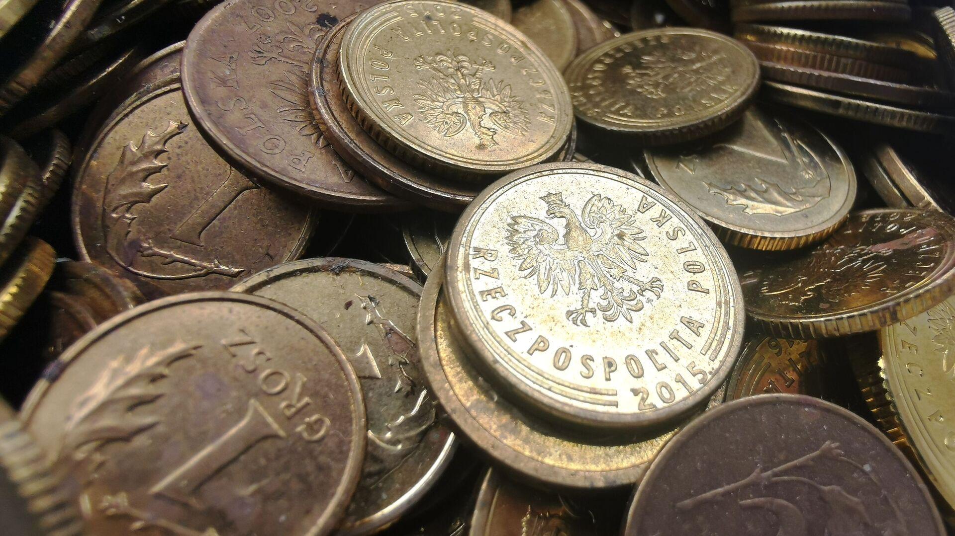 Polskie pieniądze - Sputnik Polska, 1920, 02.09.2021