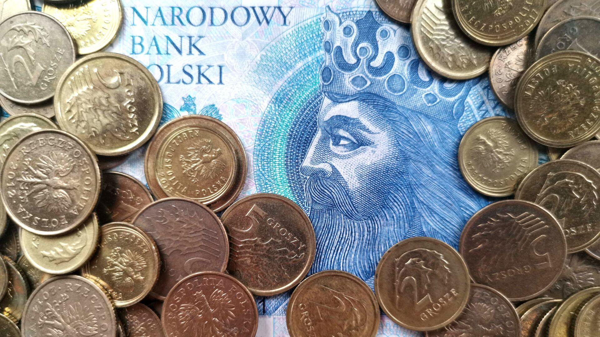 Polskie pieniądze - Sputnik Polska, 1920, 02.03.2021