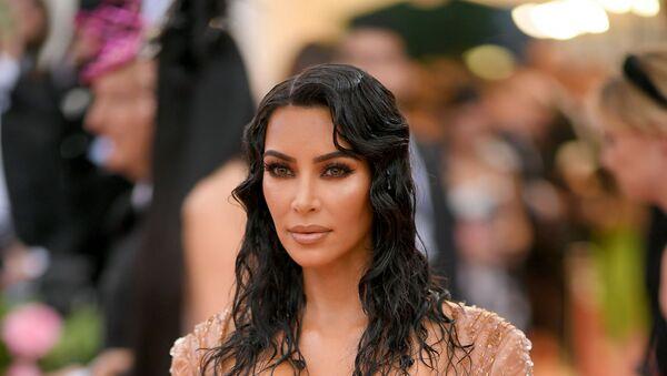 Kim Kardashian na Met Gala-2019 w Nowym Jorku - Sputnik Polska