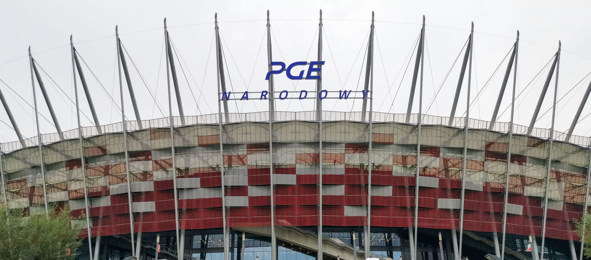 Stadion Narodowy w Warszawie - Sputnik Polska, 1920, 11.11.2020