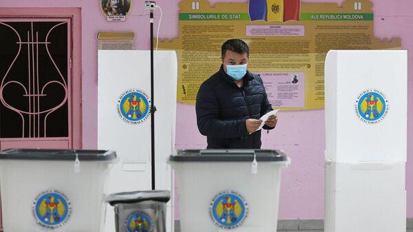 Wybory prezydenckie w Mołdawii - Sputnik Polska