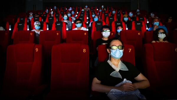 Czy okulary chronią przed koronawirusem? - Sputnik Polska