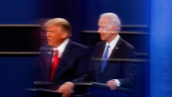 Wybory prezydenckie w USA - Sputnik Polska
